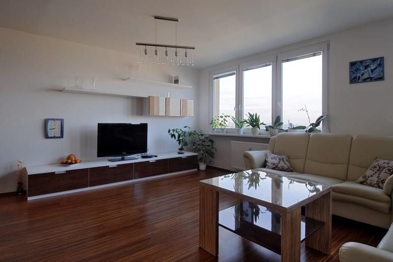 návrh interiéru panelákového bytu Chodov