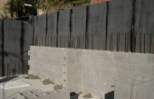 provádění hydroizolací a suterénní stěny