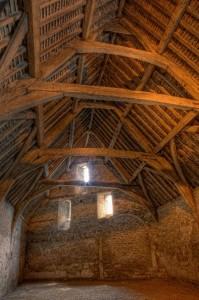 příklad interiéru krásného barokního stavení