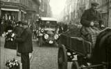 počátky rozvoje automobilové dopravy ve městech