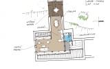 návrh přestavby stodoly na rodinný dům