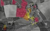 příklad potenciálu hospodářských stavení na obci Úhonice