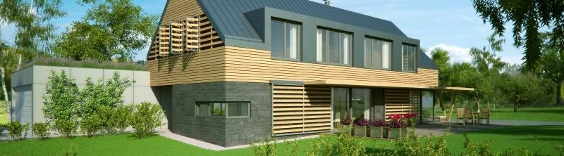 vizualizace stavby